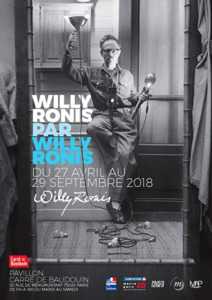 Willy Ronis au Pavillon Carré de Beaudoin
