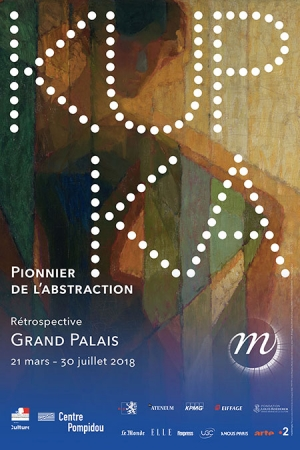 Kupka, pionnier de l'abstraction au Grand-Palais